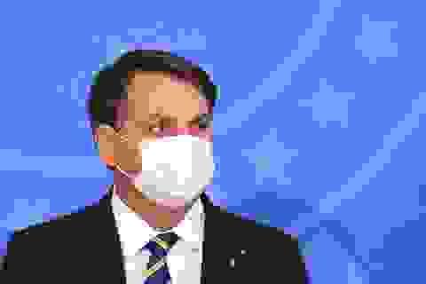 """Vừa khỏi Covid-19, Tổng thống Brazil nói """"không phải sợ"""" nếu nhiễm virus"""