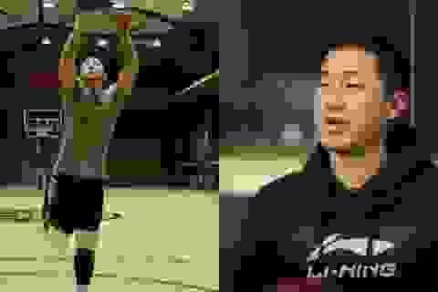 Cầu thủ bóng rổ cụt chân gây sốt mạng với khả năng ném bóng thần thánh