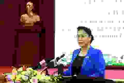 Chủ tịch Quốc hội: Hà Nội cần khai thác hiệu quả quỹ đất sông Hồng