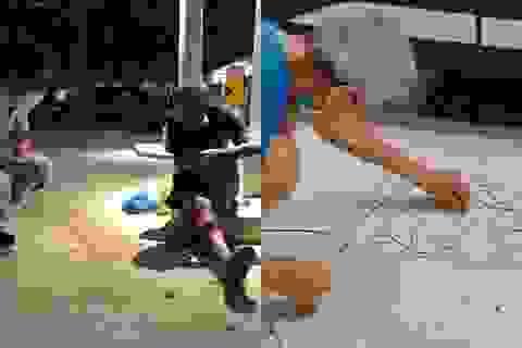 Cụ ông 77 tuổi có biệt tài biến cành cây vụn thành tranh chân dung