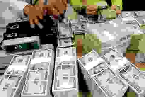 """""""Cú trượt"""" dài nhất của đồng USD trong 10 năm qua"""