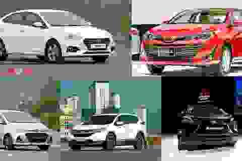 Hơn 20 xe có doanh số cao nhất chạy đua nội địa hóa để thu lợi