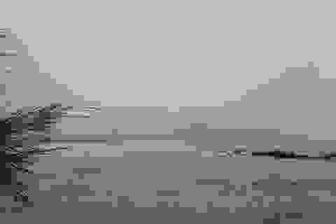 Bão số 2 suy yếu thành áp thấp nhiệt đới, nhiều nơi mưa to