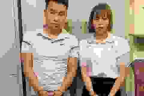Đôi nam nữ vận chuyển thuê 32 bánh heroin với giá 50 triệu đồng