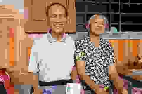 Nụ cười hạnh phúc của cựu binh sau hàng chục năm đi đòi quyền lợi