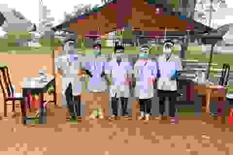 Đắk Lắk: Hàng trăm sinh viên tình nguyện xung phong chống dịch Covid-19