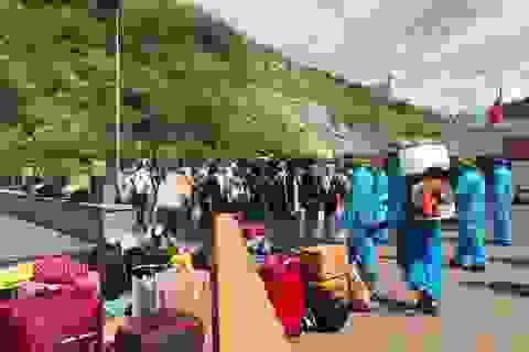 Hà Tĩnh: Thanh niên đi cùng chuyến bay với bệnh nhân Covid-19 đã âm tính