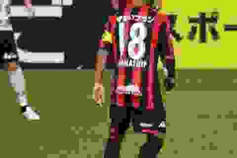 Chanathip đi vào lịch sử giải vô địch Nhật Bản