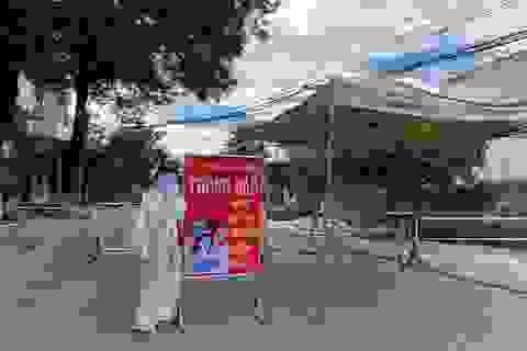 Quảng Ngãi:  Phong tỏa 4 khu dân cư, 1 trạm xá ngừa Covid-19