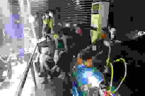 Bắt nhóm đối tượng chơi ma túy trong quán bar khi giãn cách xã hội