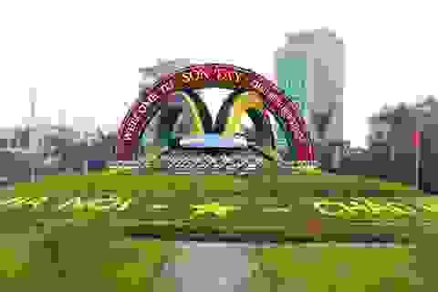 """Nhìn Quảng Ninh, nghĩ đến """"số phận long đong"""" của Sơn Tây (Hà Nội)"""