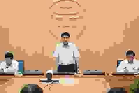 Chủ tịch Hà Nội: Đến 13/8 không có ca lây nhiễm trong cộng đồng mới yên tâm