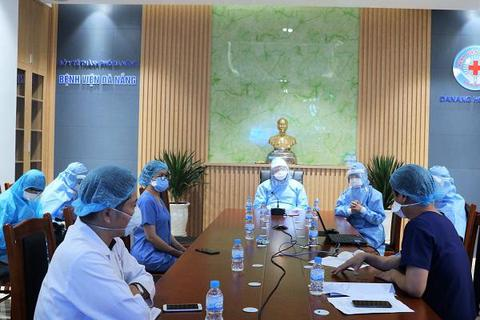 Bệnh viện Đà Nẵng: Không còn bệnh nhân Covid-19, đón bệnh nhân đến khám