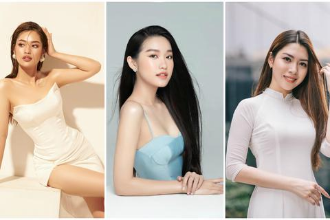 """Người đẹp Hoa hậu Việt Nam 2020 gây """"sốt"""" với thành tích """"khủng"""""""