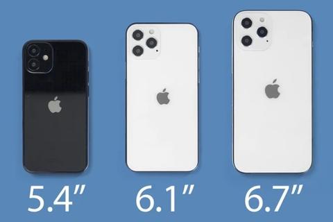 iPhone 12 có thể ra mắt thành 2 đợt