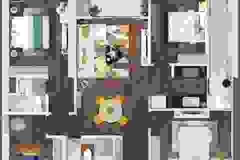 Mua căn hộ 4 phòng ngủ giá hợp lý tại The Terra - An Hưng