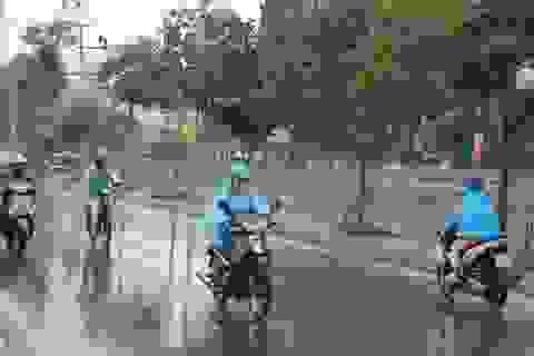 Hà Nội mưa rào và giông đến cuối tuần