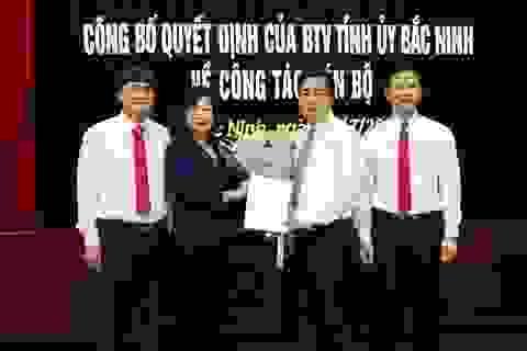 Ban Tổ chức T.Ư yêu cầu xem xét việc chỉ định Bí thư Thành ủy Bắc Ninh