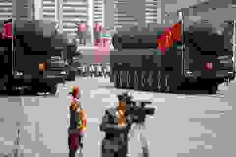 Triều Tiên có thể đã phát triển đầu đạn hạt nhân cho tên lửa đạn đạo