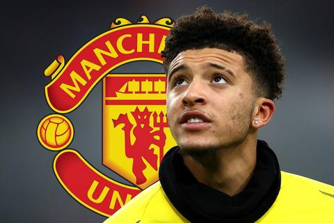 Man Utd chiêu mộ thành công Sancho với giá kỷ lục