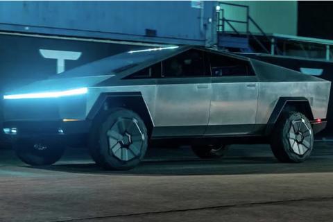 Vỏ xe Tesla Cybertruck có gì đặc biệt?