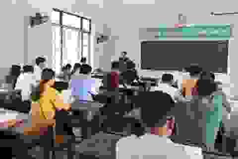 Quảng Bình: Không điều động giáo viên về từ vùng dịch coi thi tốt nghiệp