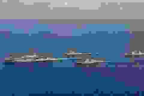 Australia ngày càng cứng rắn với Trung Quốc ở Biển Đông