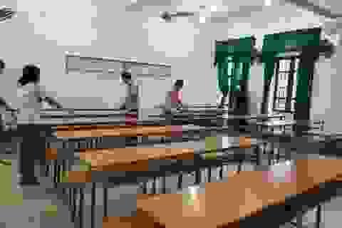 Hà Tĩnh: Lên phương án đảm bảo an toàn cho kỳ thi tốt nghiệp THPT năm 2020