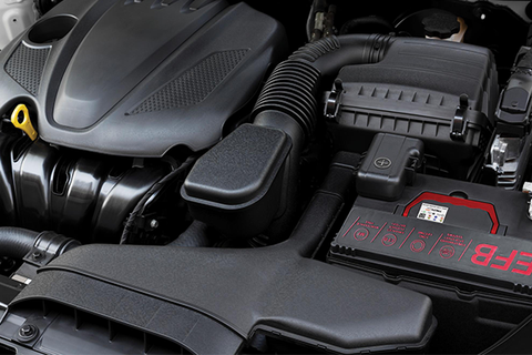 Ắc-quy công nghệ EFB -  Lựa chọn thông minh cho xe Start-Stop và Taxi, Grab