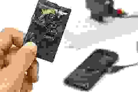 Quảng Bình: Bị bỏng nặng vì vừa dùng điện thoại vừa sạc pin