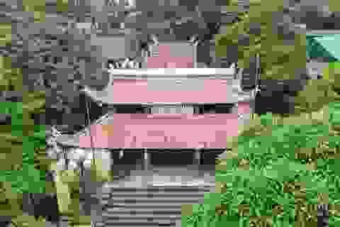 """Hà Nội: Ngắm ngôi chùa ở làng ven đô từng xôn xao câu chuyện """"thánh vật"""""""