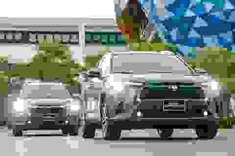 """Kia Seltos, Corolla Cross vừa chào sân đã """"đe nẹt"""" Hyundai Kona, Mazda CX-5"""