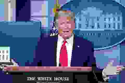 Hơn 1.000 người chết mỗi ngày tại Mỹ, ông Trump nói kiểm soát được dịch