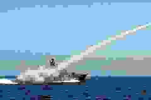 Sức mạnh của Hải quân nhân dân Việt Nam!