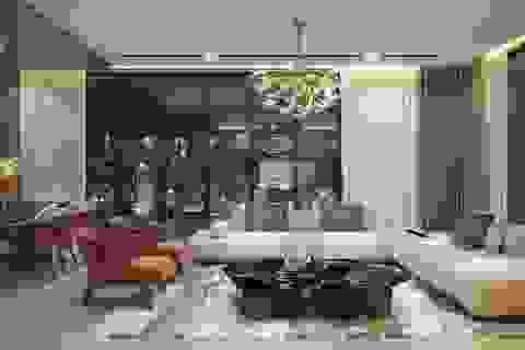 Khách sạn 5 sao quốc tế trong khu căn hộ hạng sang The Grand Manhattan