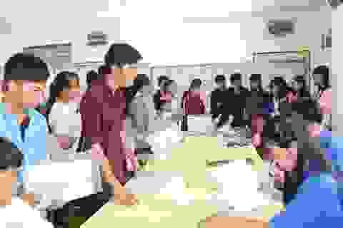 Trường ĐH Trà Vinh thông báo nhận hồ sơ xét tuyển học bạ lớp 12