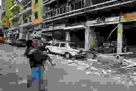 Vợ đại sứ Hà Lan bị thương nặng trong vụ nổ ở Li Băng