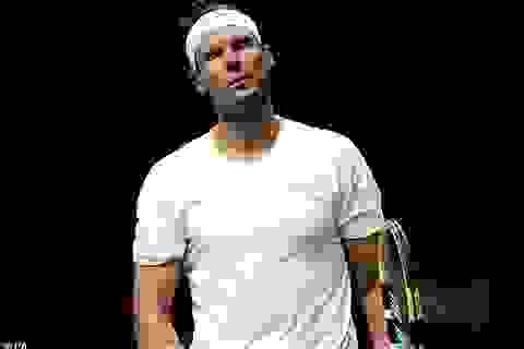 Rafael Nadal từ chối tham dự giải Mỹ mở rộng vì lo ngại dịch bệnh