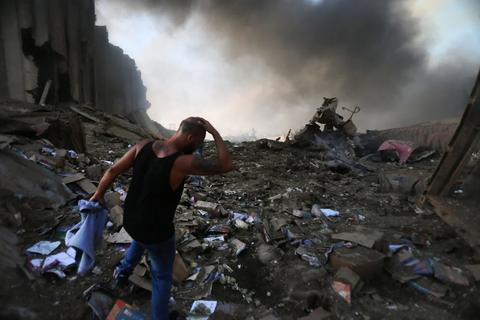 Mỹ không loại trừ cảng Beirut bị tấn công khủng bố