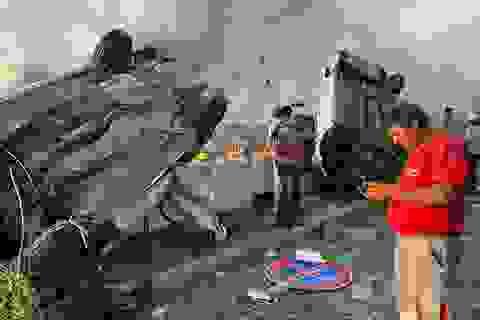 Thảm kịch Beirut: 250.000 người mất nhà cửa, bệnh viện quá tải nạn nhân