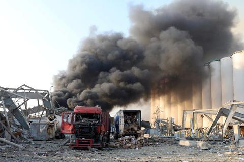 """Chủ nhân """"hụt"""" của 2.700 tấn hóa chất ở Beirut lên tiếng"""