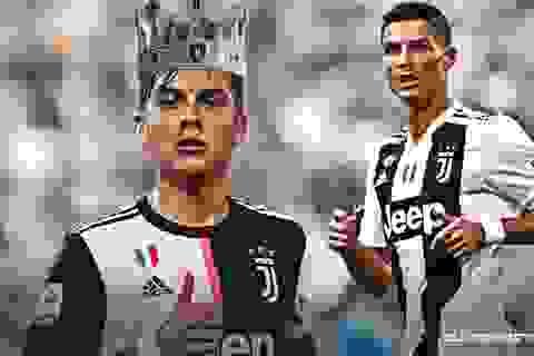 Thi đấu thăng hoa, C.Ronaldo vẫn hụt giải Cầu thủ xuất sắc nhất Serie A