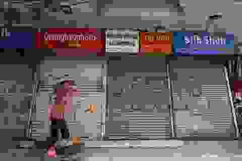 """Làn sóng trả mặt bằng lần 2 ở Hà Nội: Khi đất vàng cũng... """"bật khóc"""""""