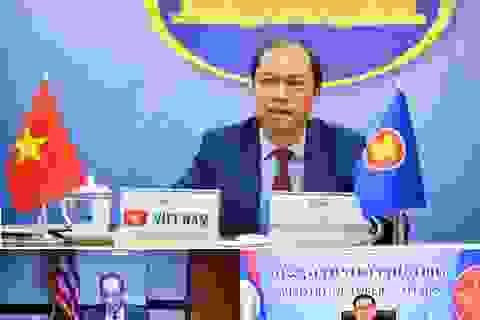 ASEAN – Mỹ ủng hộ nỗ lực nối lại đàm phán về quy tắc ứng xử ở Biển Đông