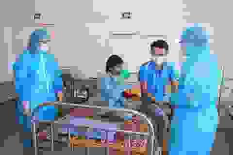 Quảng Trị:  5 trường hợp mắc bệnh bạch hầu đã được xuất viện