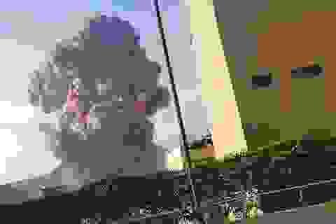 Cộng đồng quốc tế sát cánh cùng Lebanon sau vụ nổ chấn động