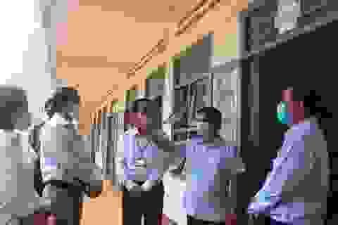 Bình Định: Ưu tiên đảm bảo sức khỏe cho thí sinh thi tốt nghiệp THPT