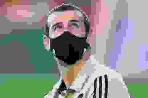 "HLV Zidane ""trảm"" Gareth Bale ở trận gặp Man City"