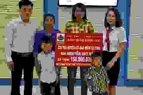 Bảo Minh Đông Đô chi trả quyền lợi cho khách hàng