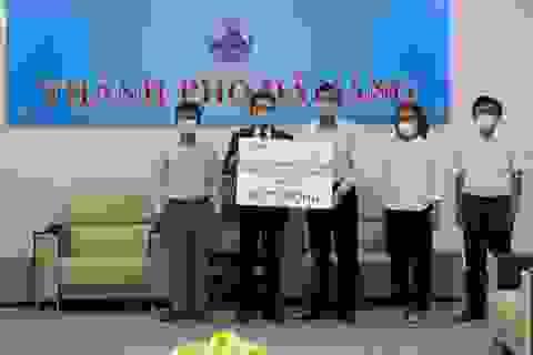 MB đồng hành cùng ngành ngân hàng hỗ trợ TP. Đà Nẵng chống dịch Covid